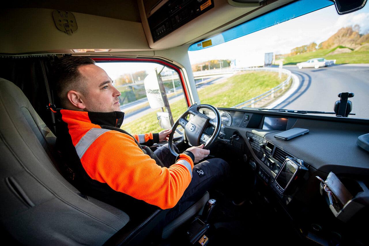 Rekrytera din lastbilschaufför